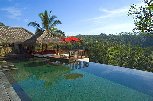 Awan Biru Ubud Villa
